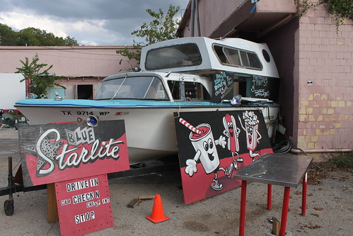 Boat Concession Stand @ Starlite Drive In