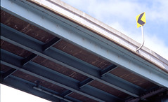 skyway (Terry Barentsen) Tags: sf sanfrancisco california ca color speed 35mm slidefilm chrome bayarea positive canona1 415 fd kodakektachromee100g 100iso 85mmf18 terryb wwwterrybarentsencom terrybarentsen