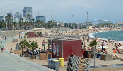 Praia Bogatell