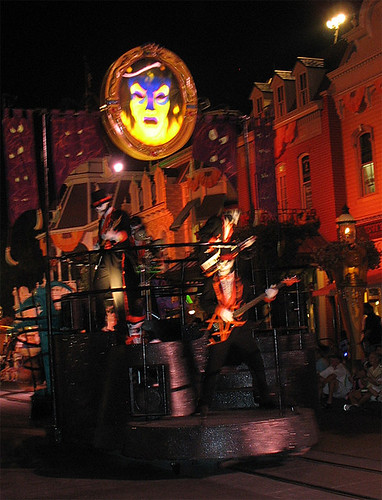 Mickey's Not So Scary Halloween Party Parade