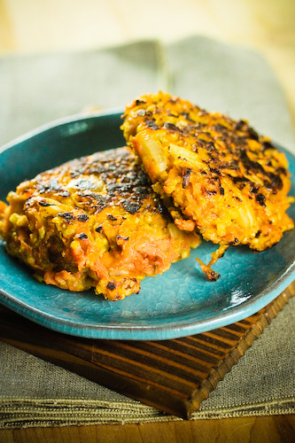 sweet potato millet patties 2 (1 of 1)
