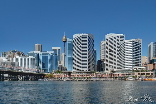 Sydney, Australia - Darling Harbour by GlobeTrotter 2000