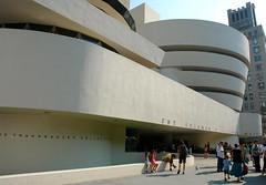 Soloman R. Guggenheim Museum, New York City
