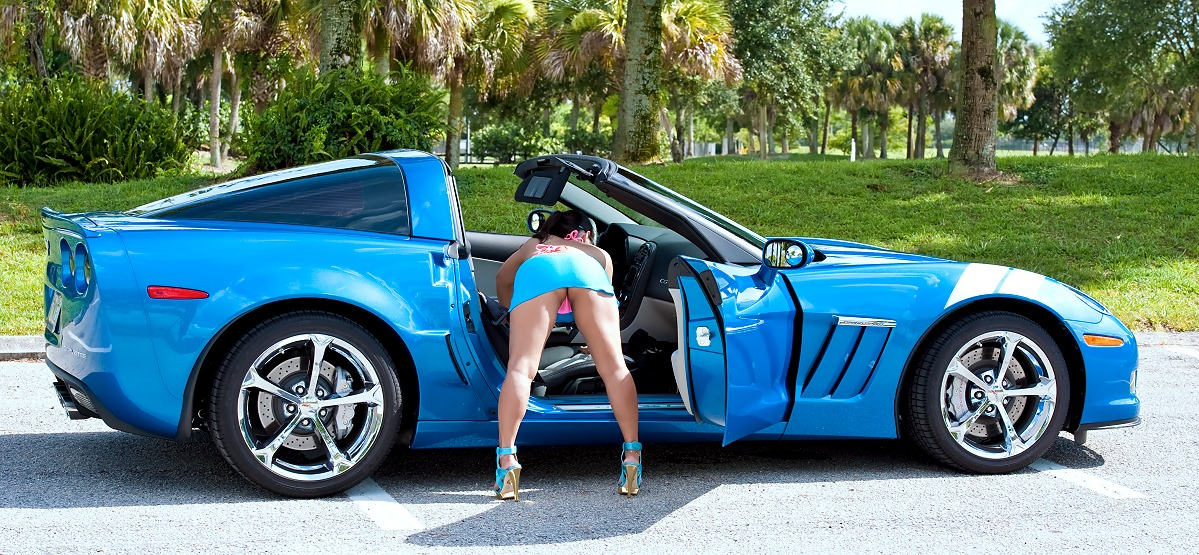 That would Nude corvette girls speaking