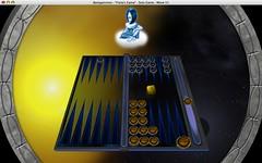 Backgammon - after bear off (6/8)