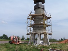 Centennial Lighthouse Construction