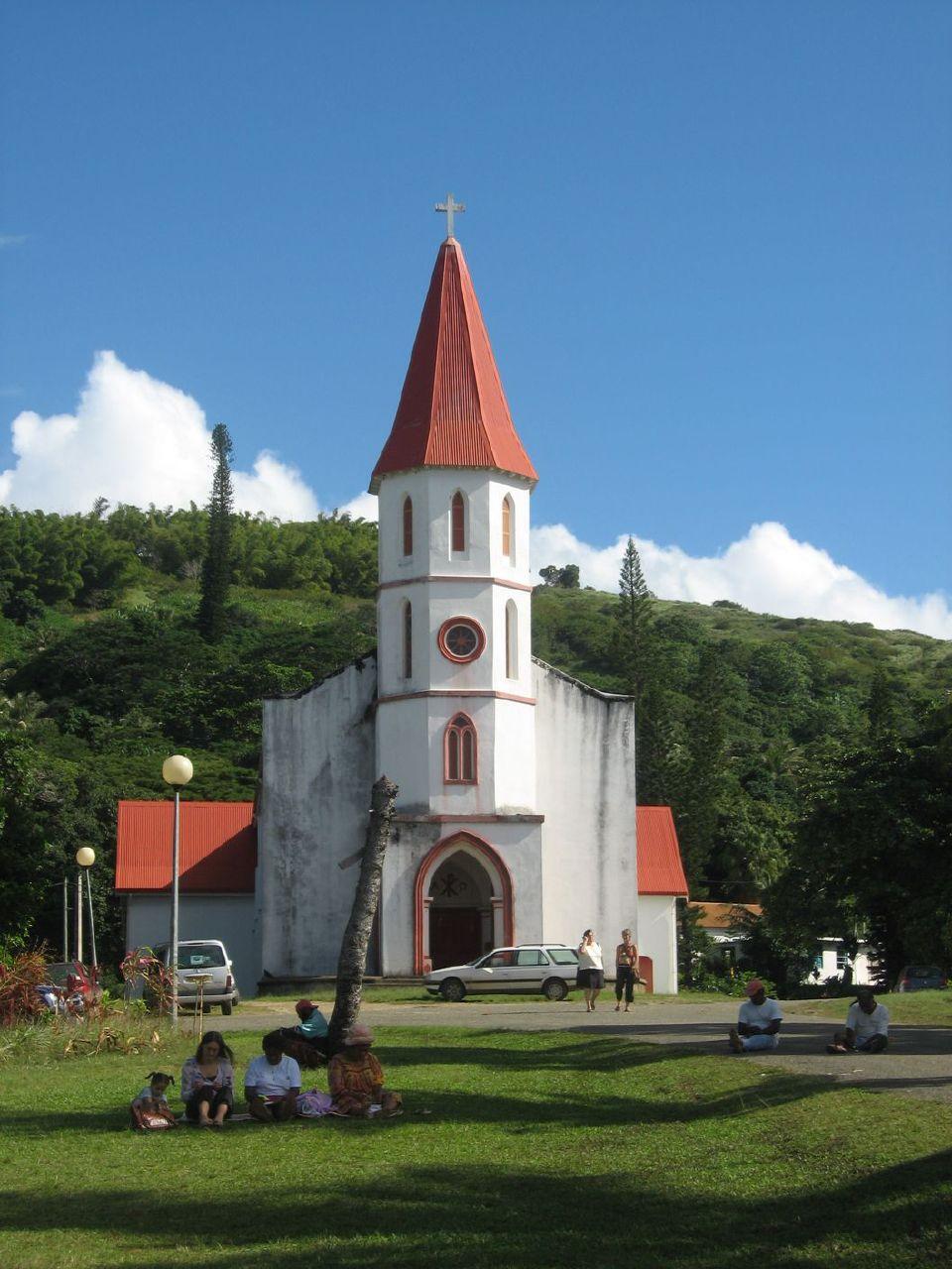 Eglise de Tie
