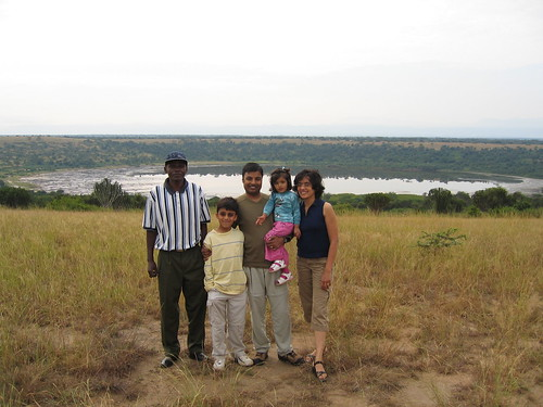 Uganda - QENP Crater Lake