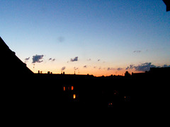 (Schrom) Tags: sunset digital cologne afterglow