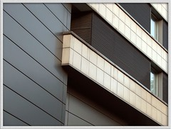 quiet (mattrulez) Tags: windows wall architecture modern hotel poland cracow graphicphoto krakoff wowiekazowie coolestphotographers excapture