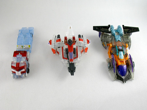 Galaxy Force EZ 3-Pack (Telemag Exclusive)