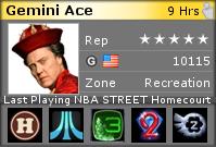 Gemini+Ace08172007