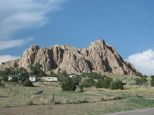 Road to Taos