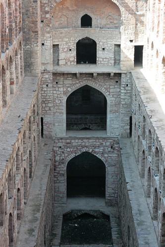 secret ruins in Delhi