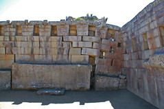 Principle Temple - Machu Picchu