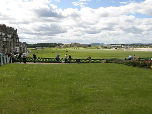 St Andrews, the mecca of Golf