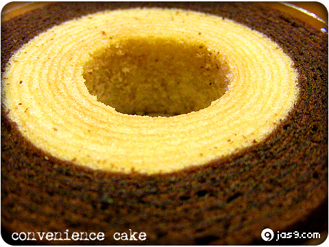convenience cake