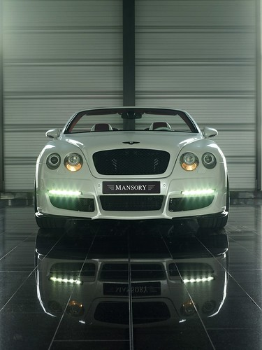 Mansory Bentley Continental GTC3
