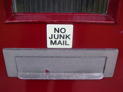The Obsessive-Compulsive's Guide to Stopping Junk Mail