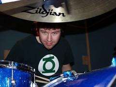 Matt Brown... best session drummer in Orlando