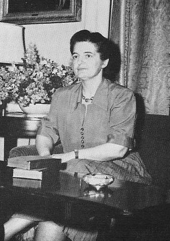Drouilhet in 1951