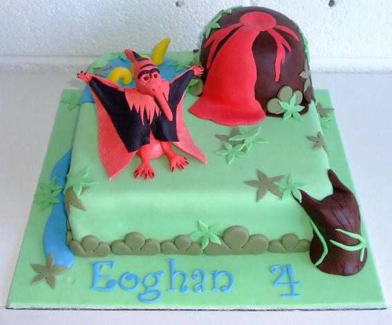 Childrens Novelty Birthday Cakes Northern Ireland