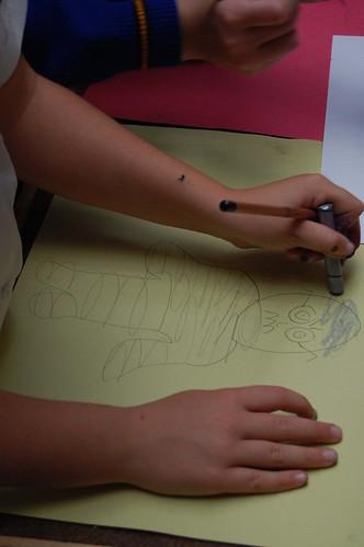 Mummy Sketch