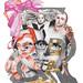 Fashion Week Illustrée #2 - Hugo PEREZ-SAPPIA