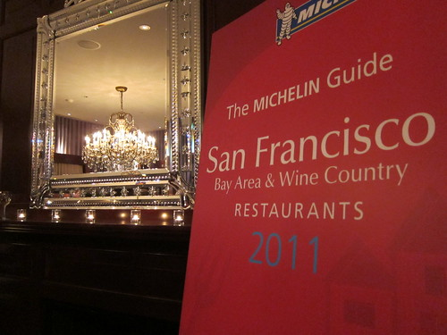 Michelin Guide party