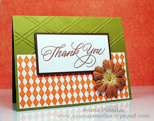 Thank You fall theme card (2)