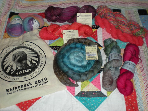 My Yarn Haul