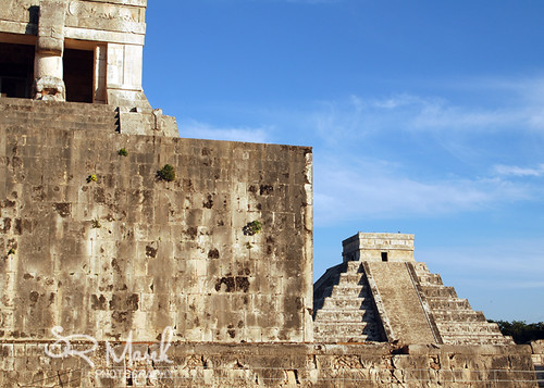 Pryamid - Riviera Mayan
