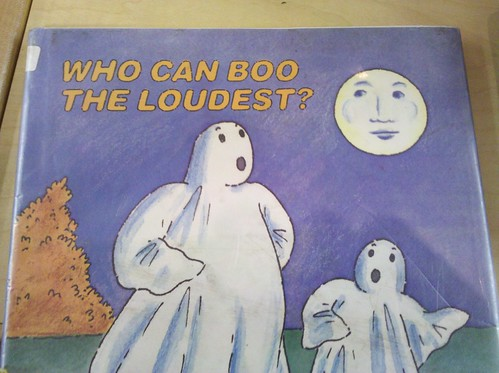 Who can boo?