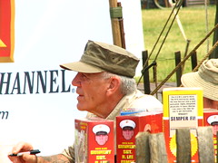 Hurrah:  The Gunny, R Lee Ermey