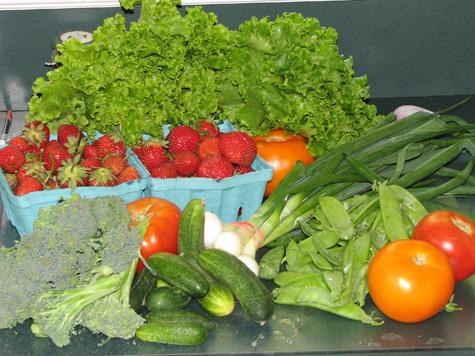 06.16.07 Farmer's Market