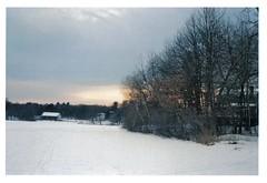 This Frozen Lake,  Pt. 2 (Lovely Eden) Tags: february frozenlake freemanlake winterdusk