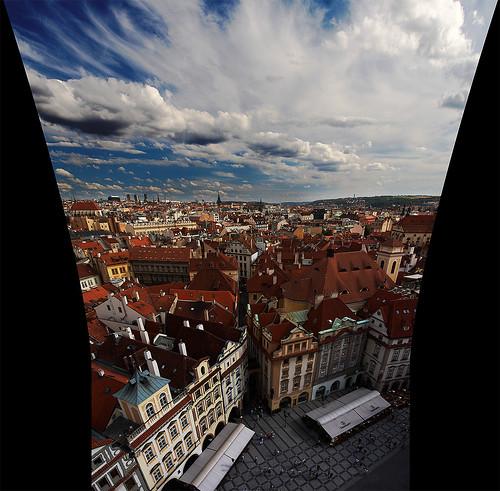 Roofs Over Praha II