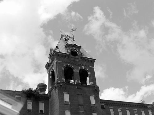 Spooky Building