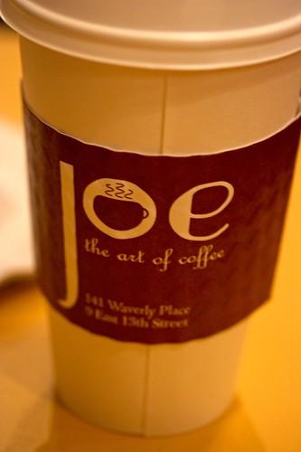 Cuppa Joe...Indian Mysore
