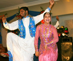 Punjabi Folk Dance Group (Manny Pabla) Tags: travel pink blue winter wedding boy vacation music woman india white man girl smile lady rural canon rebel dance dj dancers dress folk expression indian expressions culture marriage entertainment desi laugh punjab folkdance royalpalace bhangra punjabi tikka singh kurta northindia kaur saini pabla giddha nawanshahr