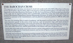 Barochan Cross Plaque (cebel_f22 Colin L) Tags: plaque cross barochan