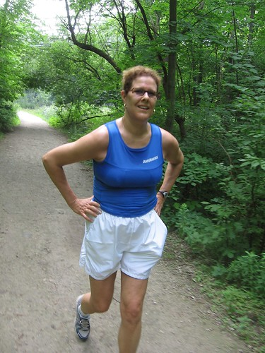 Scotiabank Half Marathon Training Run, Moore Park Ravine