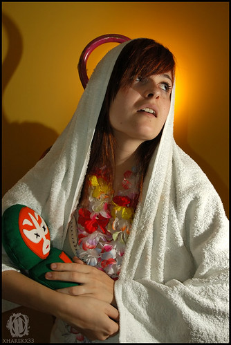 Holy Cristina of the Plush Toys