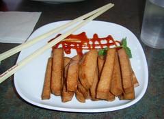 Fried Veggie Ham (Vegan Butterfly) Tags: food vegan ham vegetarian veggie fried