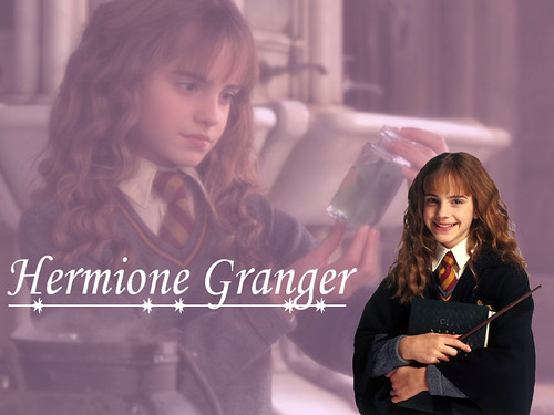 emma watson wallpapers in harry potter. harry potter hermione granger