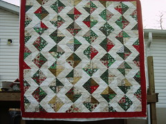 Christmas Swap Blocks Dec 2006 001 (juststitchin60) Tags: quilt 2006 projects my