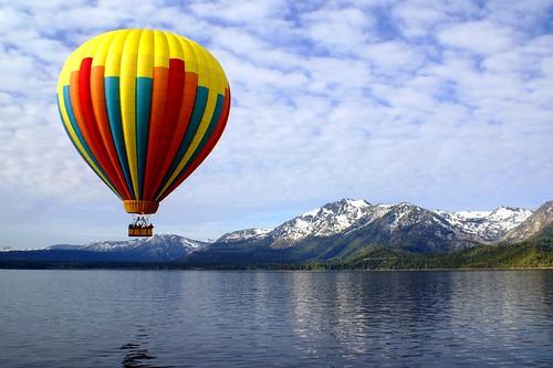 Lake Tahoe - Nevada/California
