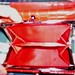 #WA9 $24.00 New Red Wallet