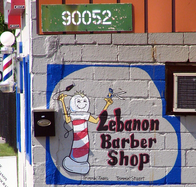 Lebanon Barber Shop
