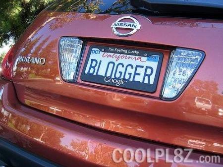 Blogger-Auto